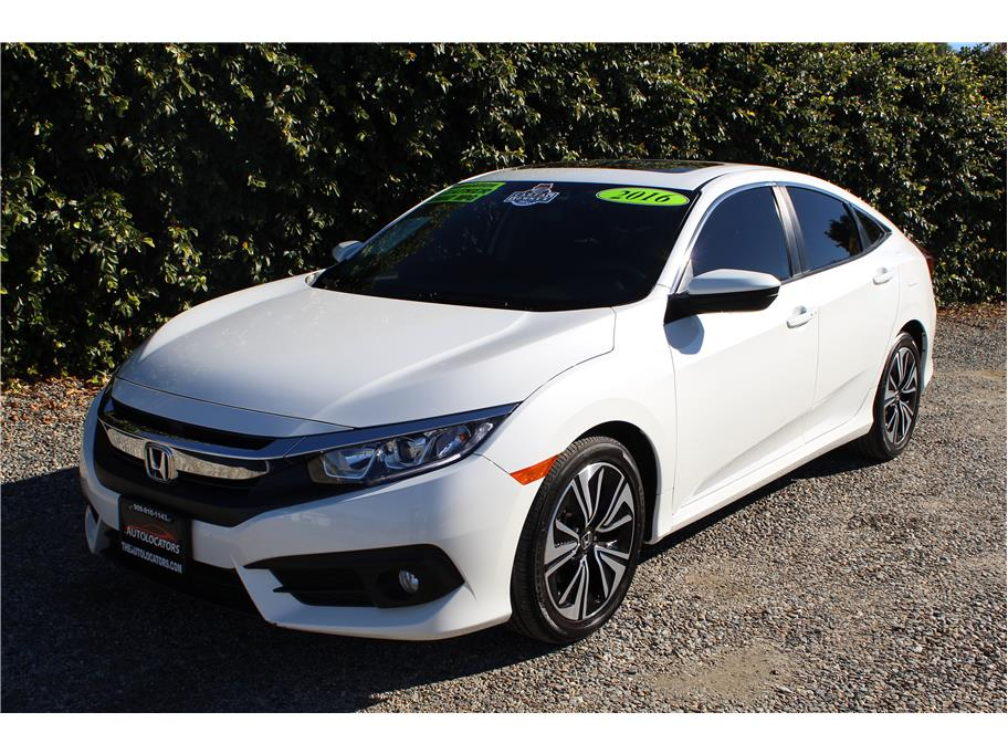 2016 Honda Civic EX-L Sedan 4D