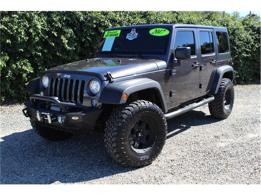 2017 Jeep Wrangler Unlimited SOLD!!!