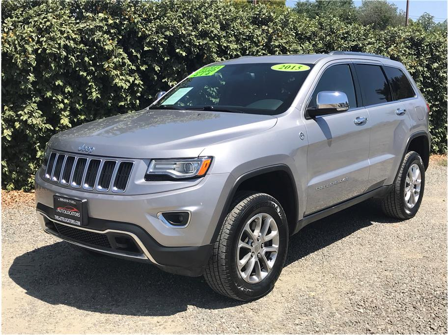 2015 Jeep Grand Cherokee Diesel