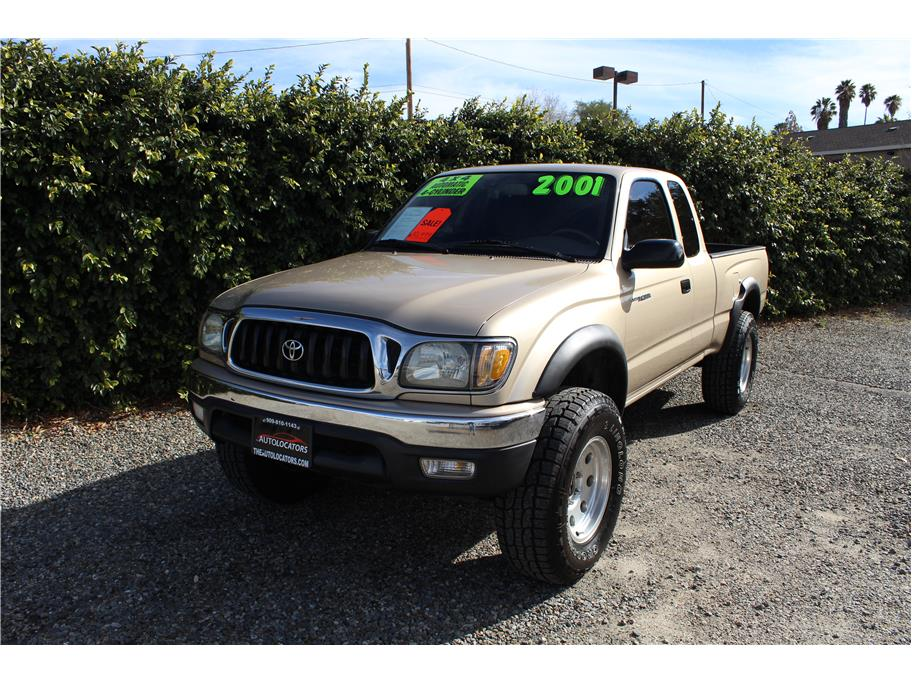 2001 Toyota Tacoma SOLD!!