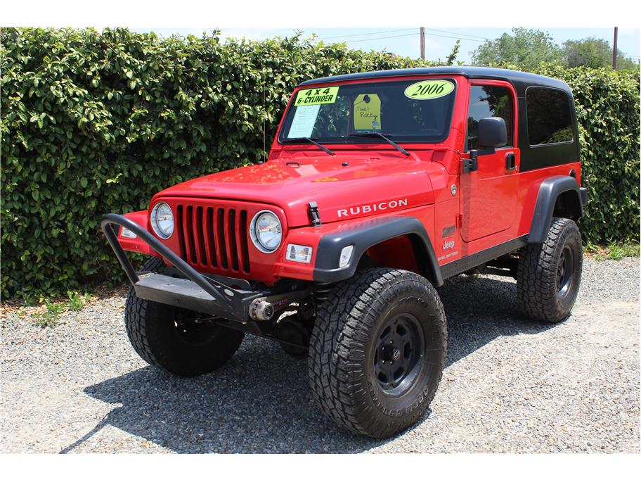 2006 Jeep Wrangler LJ SOLD!!!