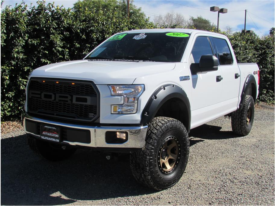 2017 Ford F150 SuperCrew Cab XLT Pickup 4D 5 1/2 ft SOLD!!!!