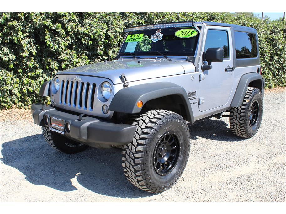 2015 Jeep Wrangler Sport SOLD!!