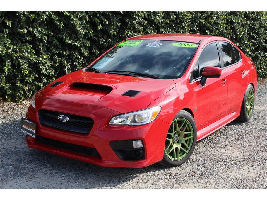 2016 Subaru WRX WRX SOLD!!!