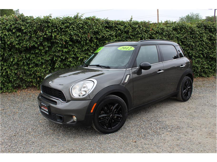 2012 MINI Countryman Cooper S Hatchback 4D