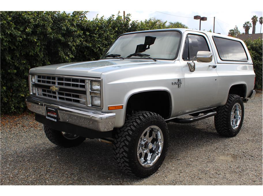 1988 Chevrolet Blazer SOLD!!!
