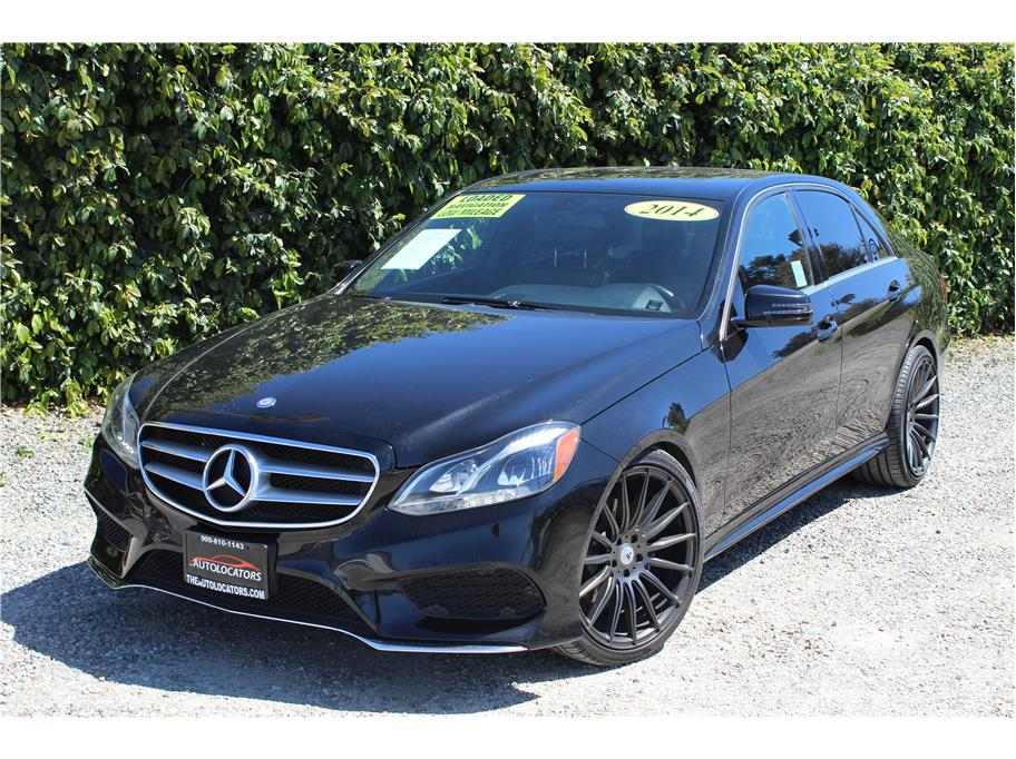 2014 Mercedes-Benz E-Class E 350 Sedan 4D