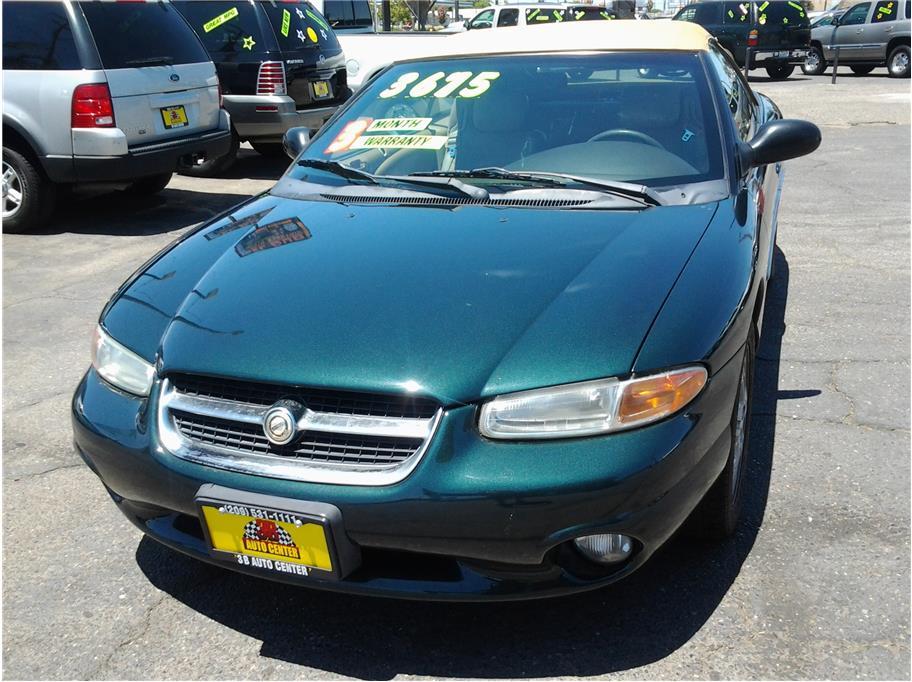 1996 Chrysler Sebring Convertible