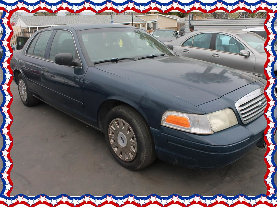 2003 Ford Crown Victoria Other