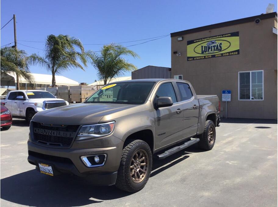 2016 Chevrolet Colorado Crew Cab