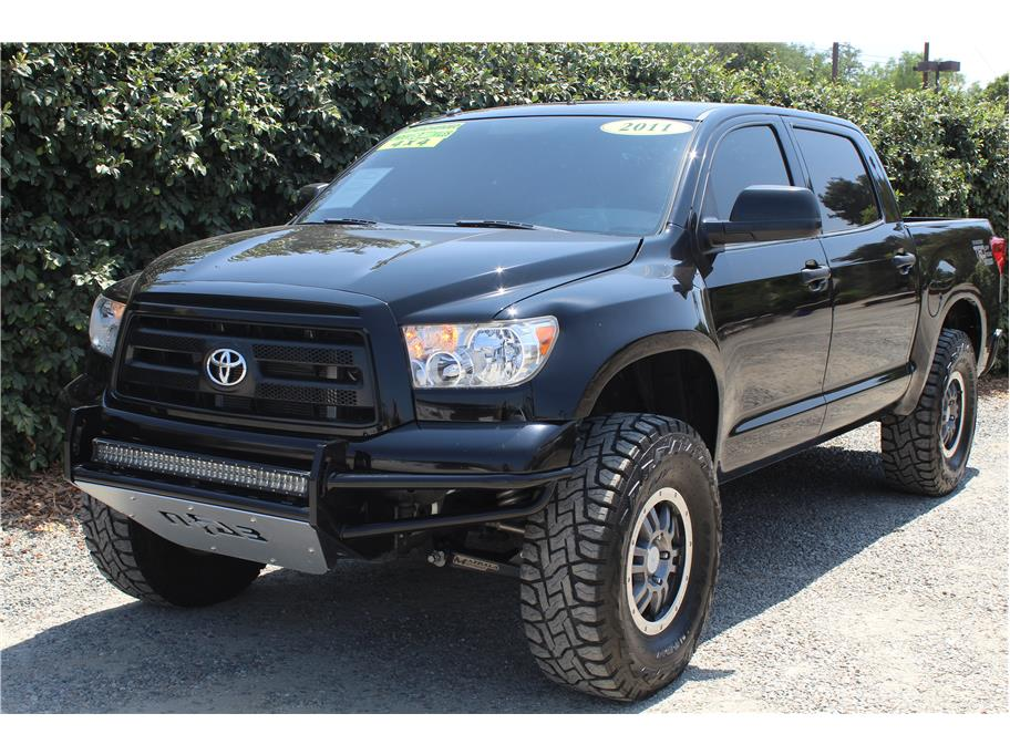 Toyota Tundra Supercharger >> 2011 Toyota Tundra Trd Supercharger Sold