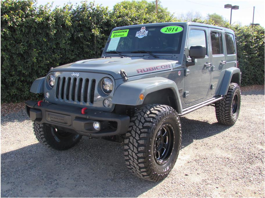 2014 Jeep Wrangler Anvil SOLD!!! -