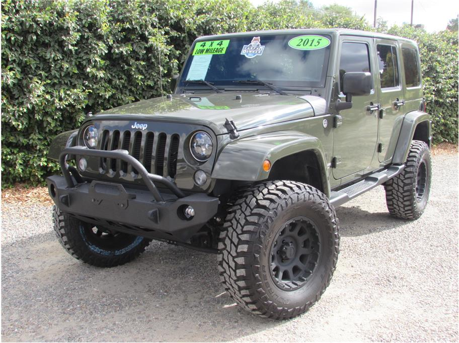 2015 jeep wrangler tank green sold. Black Bedroom Furniture Sets. Home Design Ideas