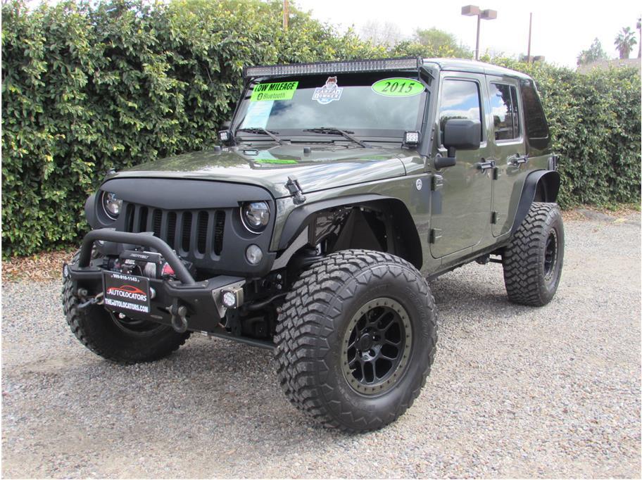 2015 jeep wrangler unlimited freedom edition sport utility 4d sold. Black Bedroom Furniture Sets. Home Design Ideas