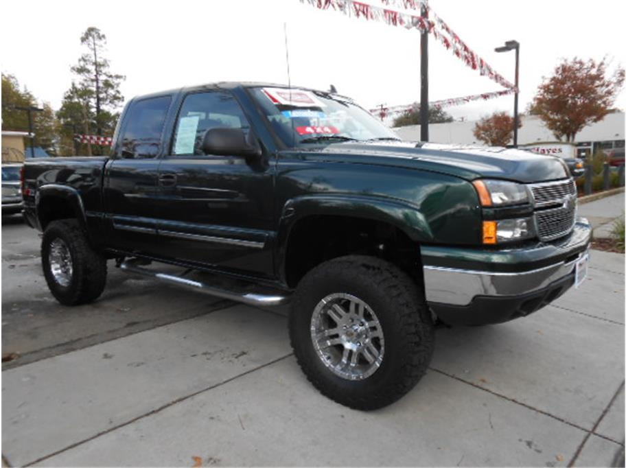 2006 Chevrolet Silverado 1500 Extended Cab Z71 Off Road For Sale In