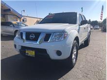 2014 Nissan Frontier Crew Cab