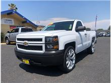 2015 Chevrolet Silverado 1500 Regular Cab