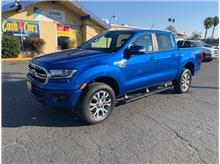 2019 Ford Ranger SuperCrew