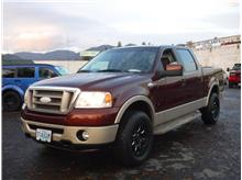 2007 Ford F150 SuperCrew Cab