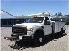 2008 Ford F450 Super Duty Regular Cab & Chassis