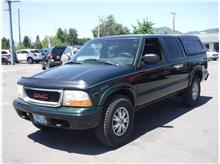 2002 GMC Sonoma Crew Cab