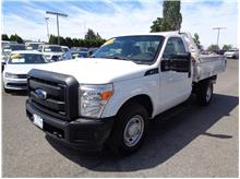 2012 Ford F250 Super Duty Regular Cab