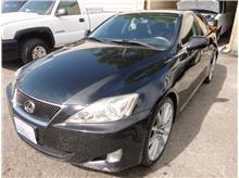 2008 Lexus is 250 awd