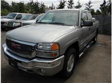2006 GMC Sierra 1500 Extended Cab