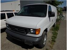 2007 Ford E150 Super Duty Cargo