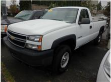 2005 Chevrolet Silverado 2500 HD Regular Cab