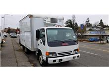 2002 GMC box van