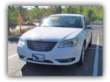 2013 Chrysler 200 Limited Sedan 4D