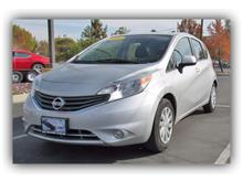 2014 Nissan Versa Note S Plus Hatchback 4D
