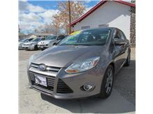 2014 Ford Focus SE Hatchback 4D