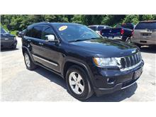2012 Jeep Grand Cherokee Limited Sport Utility 4D