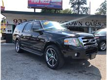 2012 Ford Expedition EL XLT Sport Utility 4D