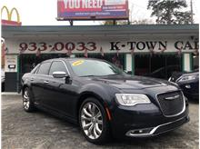 2016 Chrysler 300 300C Sedan 4D