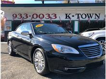 2013 Chrysler 200 Limited Convertible 2D
