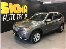 2012 BMW X3 xDrive28i Fully Loaded! AWD!