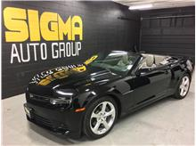 2014 Chevrolet Camaro 2SS Convertible Fully Loaded