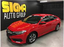 2016 Honda Civic LX Sedan 4D