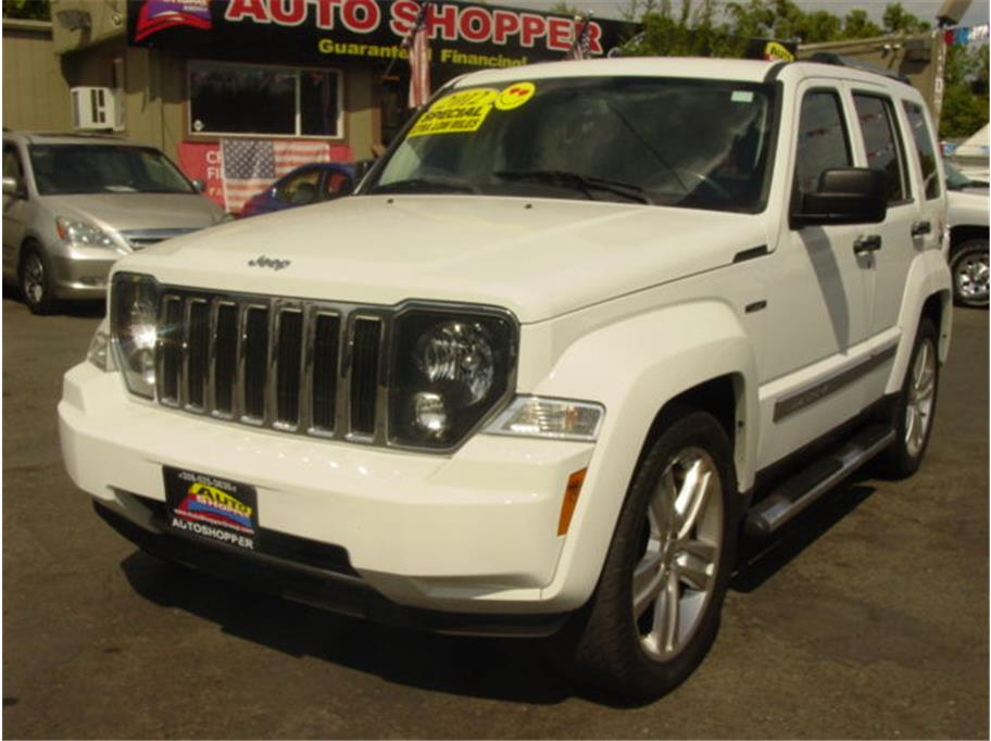 2012 Jeep Liberty Limited Jet Edition Sport Utility 4D