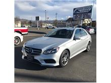 2014 Mercedes-benz E-Class E 350 4MATIC Sedan 4D