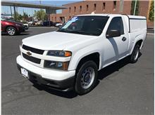 2012 Chevrolet Colorado Regular Cab Work Truck Pickup 2D 6 ft