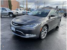 2015 Chrysler 200 200C Sedan 4D