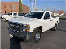 2014 Chevrolet Silverado 1500 Regular Cab Work Truck Pickup 2D 6 1/2 ft