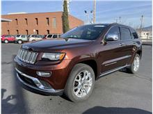 2014 Jeep Grand Cherokee Summit Sport Utility 4D