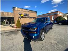 2017 Chevrolet Silverado 1500 Double Cab LT Pickup 4D 6 1/2 ft