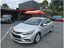 2017 Chevrolet Cruze CERTIFIED PRE OWNED