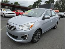 2017 Mitsubishi Mirage G4 SE Sedan 4D
